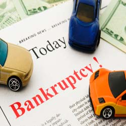 Protecting Your Vehicle Bankruptcy